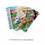 Le monde est si merveilleux... © Rue du Monde, 2004